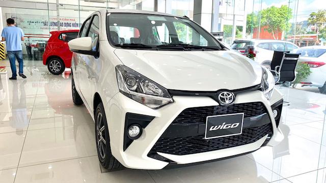 Toyota, đặt cọc Toyota Innova, Toyota Việt Nam, Toyota wigo, Toyota Wigo giảm giá, Toyota wigo được lược bỏ nhiều trang bị