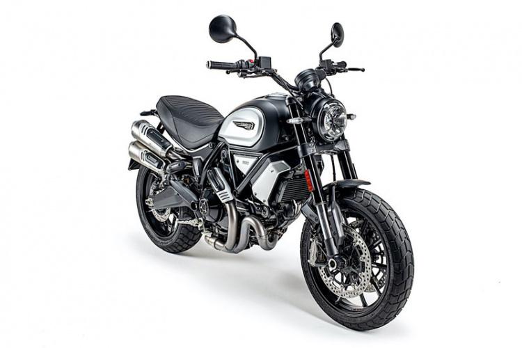 Chi tiết Ducati Scrambler 1100 Dark Pro, giá hơn 310 triệu đồng - Hình 2
