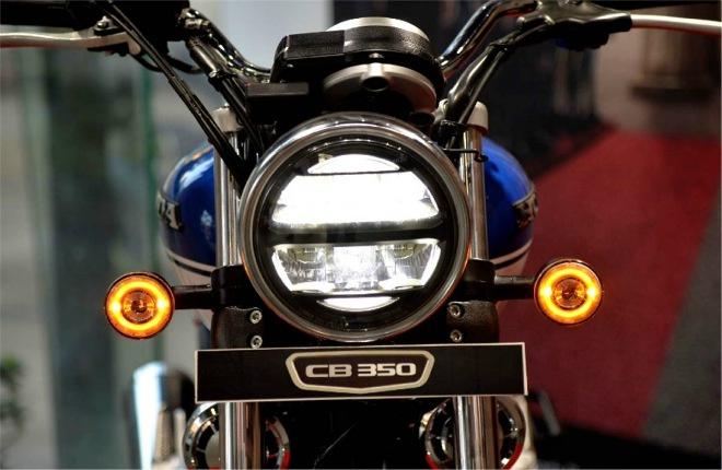 Ảnh thực tế 2020 Honda HNess CB350 hoàn toàn mới - Hình 2
