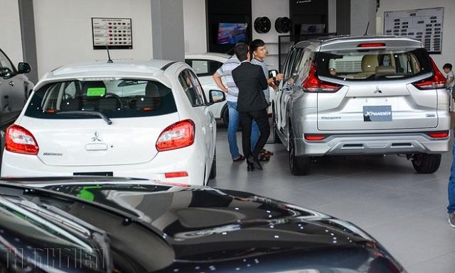 Xe MPV bán chạy nhất Việt Nam, Mitsubishi Xpander, ô tô giảm giá