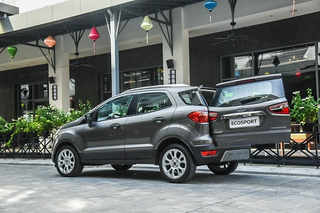 Ford EcoSport 2020, xe Ford, giá Ford EcoSport 2020