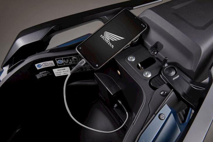 Honda Forza 750, honda