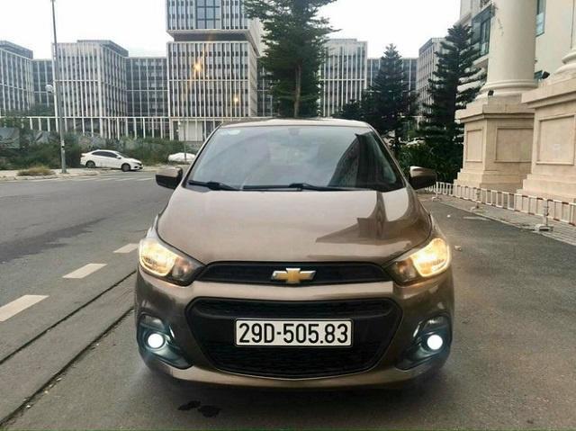 chevrolet spark, Chevrolet Spark phiên bản Van, xe dưới 250 triệu đồng, xe Hàn