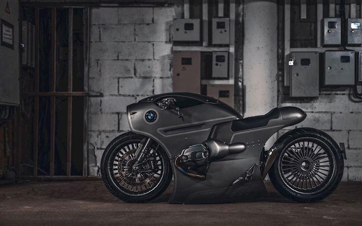 mô tô, mô tô pkl, bmw, BMW R nine T