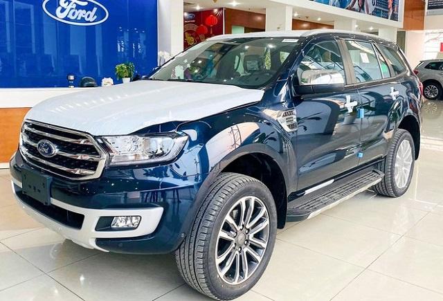 Ford Everest, ô tô, ô tô giảm giá