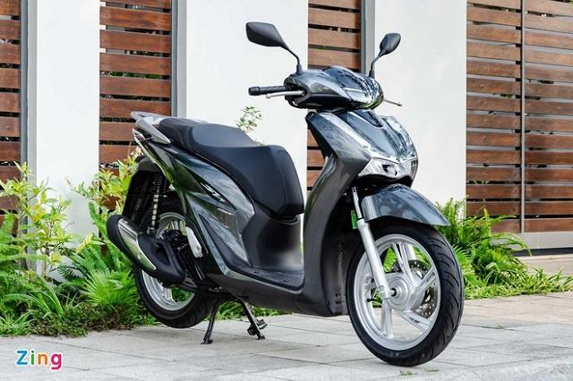 Honda SH đội giá, honda sh, xe máy Honda