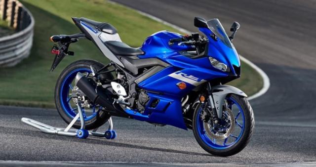 Yamaha R3 2021, R3 2021, pkl