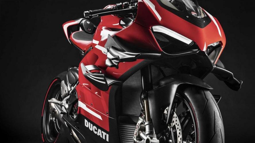 Ducati Superleggera V4, Ducati Panigale V4, siêu mô tô, mô tô siêu nhẹ