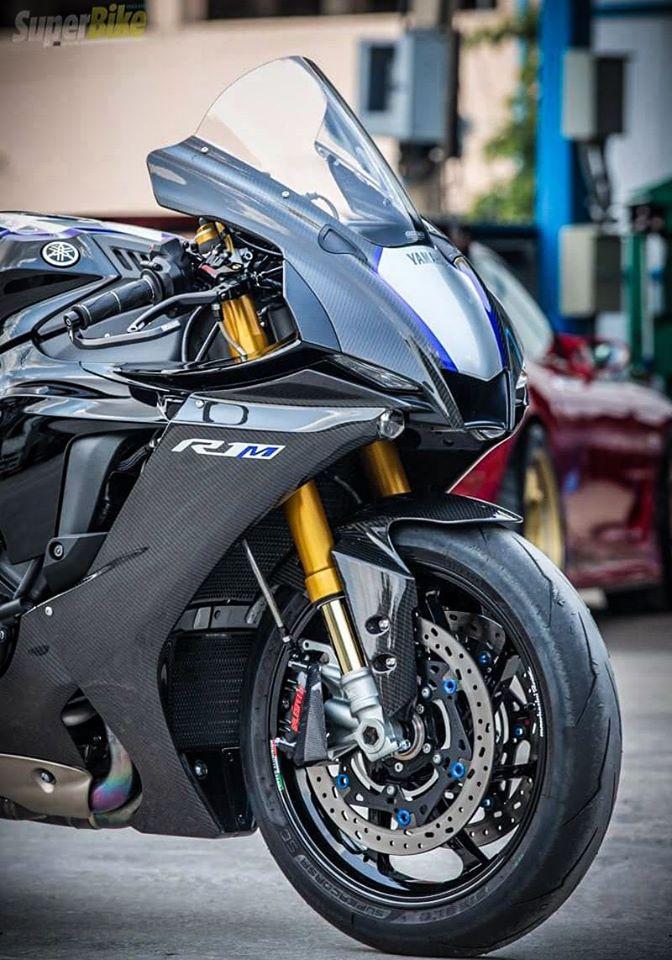 Yamaha R1M, R1M độ, pkl
