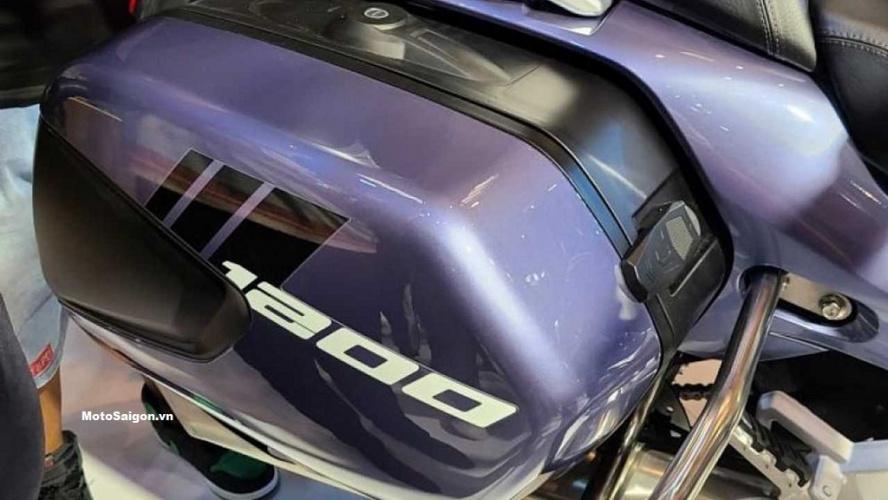 Mẫu touring cỡ lớn Benelli 1200GT động cơ 3 xi-lanh chính thức ra mắt