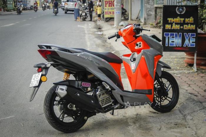 Honda Vario 150, Vario 150 độ, Vario 150