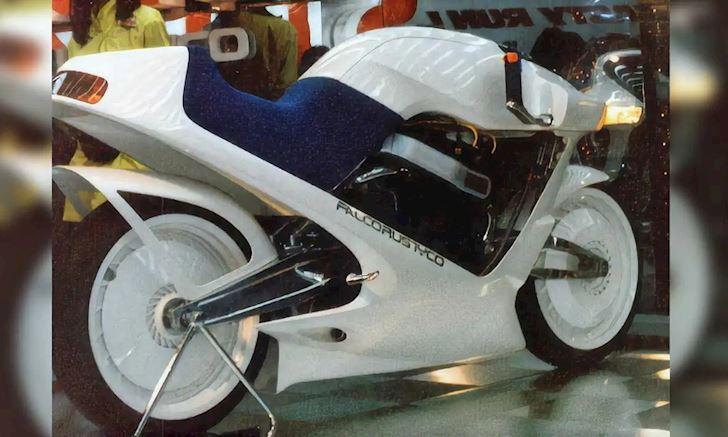 mô tô pkl, Suzuki