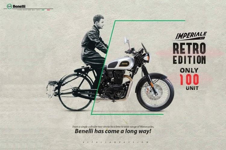 Benelli, Benelli Imperiale 400