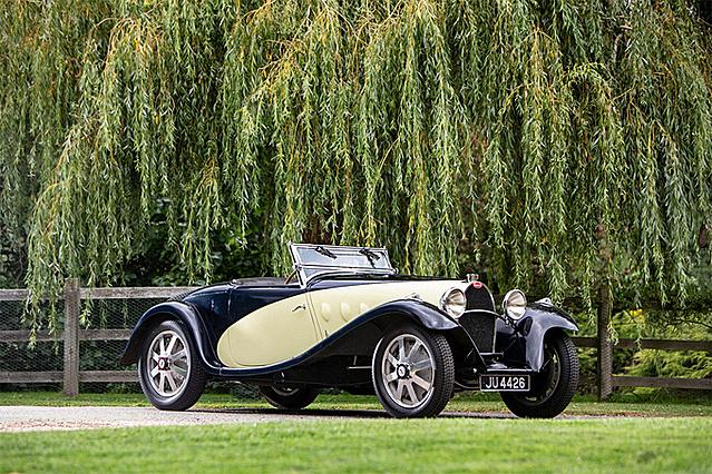 Bugatti, xe bán đấu giá đắt nhất 2020, Ferrari 550 GT1 Prodrive, Type 59 Sports