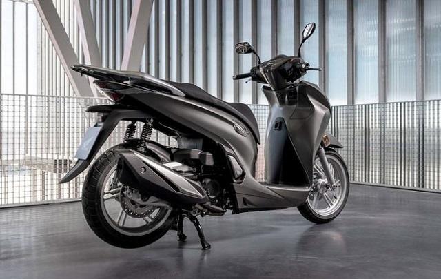 Honda SH350i, Honda SH nhập khẩu, SH125i
