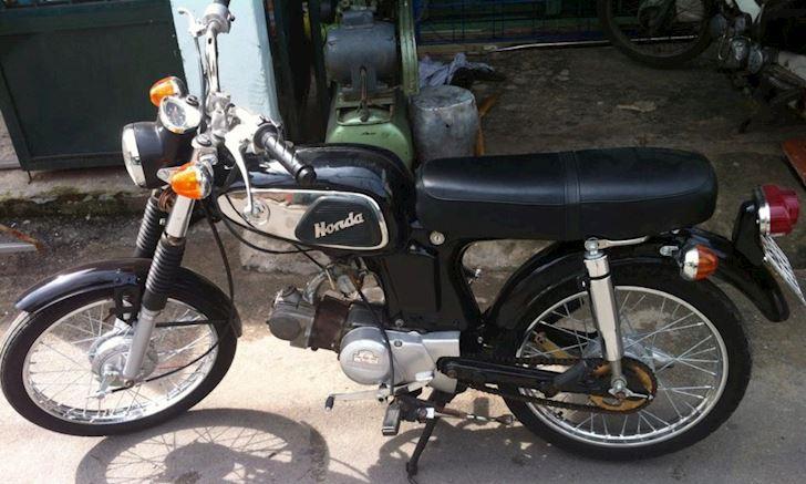 Xe côn tay, xe máy, honda 67