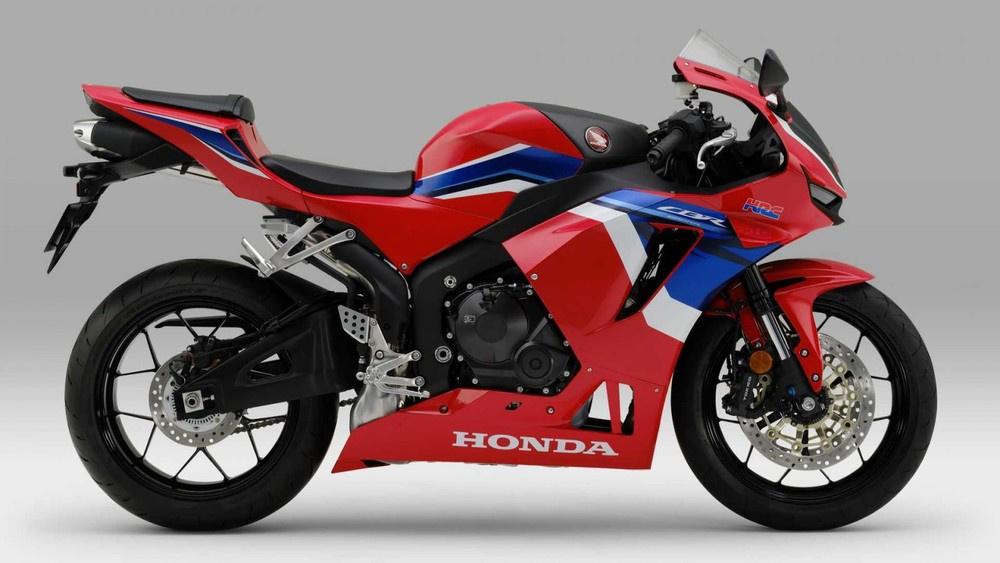 Honda CBR600RR, sportbike