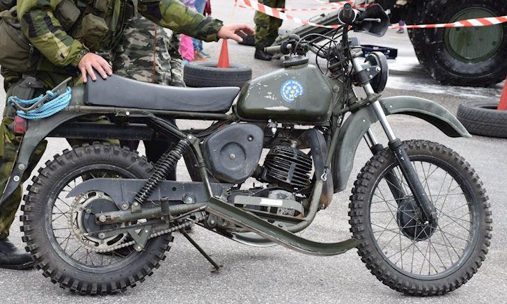 xe cổ điển, xe máy, xe chiến đấu