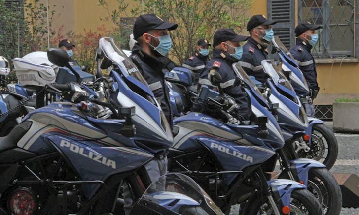 xe bồ câu, xe cảnh sát, xe mô tô, mô tô pkl