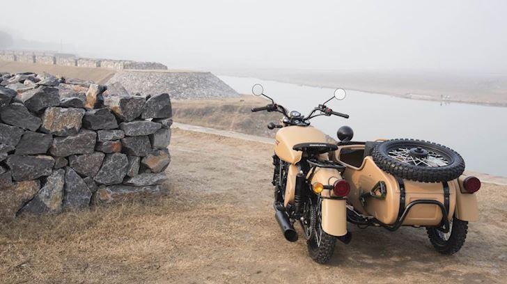 sidecar, CJ650