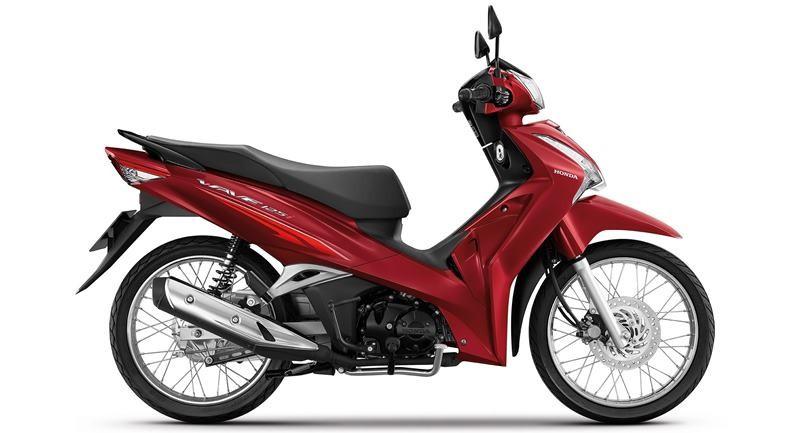 Honda Wave, Honda Wave 125i, Honda Future 125