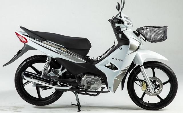 xe máy Trung Quốc, Honda Wave Alpha, đối thủ của Honda Wave Alpha