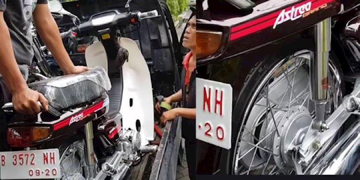 xe máy, honda, Honda Dream