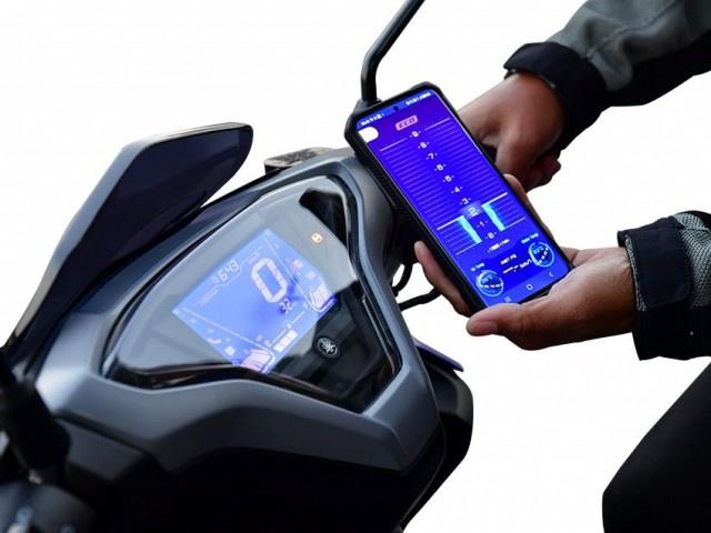 Yamaha, Yamaha NVX, giá Yamaha NVX