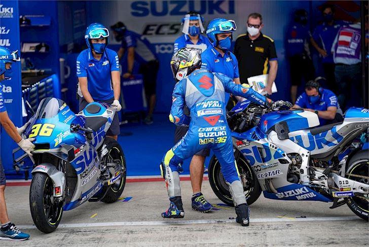 motogp, gsx-rr, Team Suzuki Ecstar