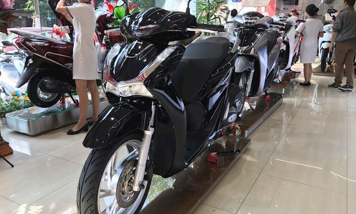 xe máy, xe tay ga, Honda Sh 150i 2020, Honda Sh 2019, Honda SH 2020