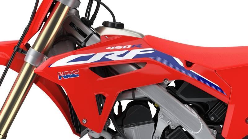 Honda, Honda CRF450R