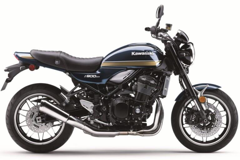 Kawasaki, Kawasaki Z900RS