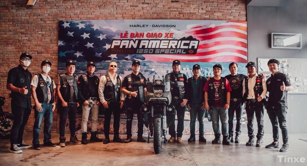 Harley-Davidson, Harley-davidson pan america 1250