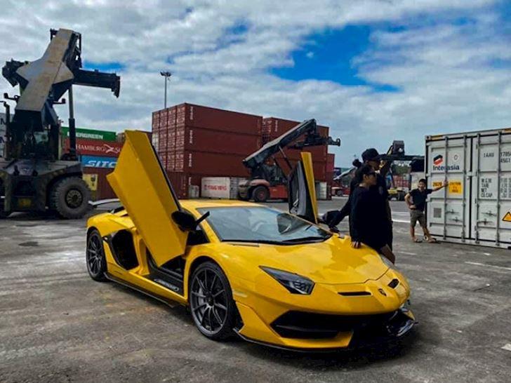 siêu xe, Mclaren Senna, lamborghini, Lamborghini Aventador SVJ, Huracan STO